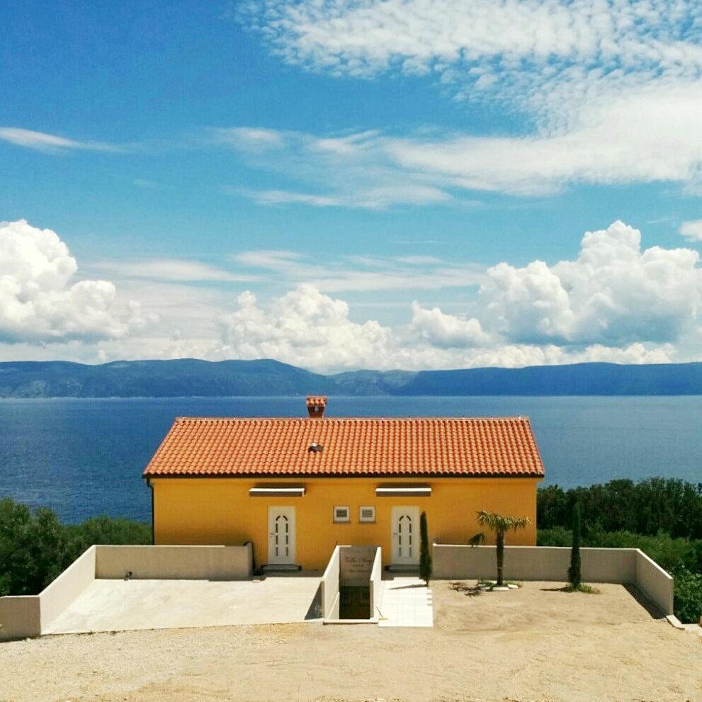 Ferienhaus Istrien direkt am Meer
