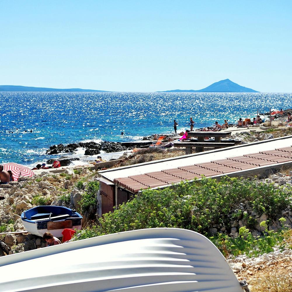 Strand Istrien