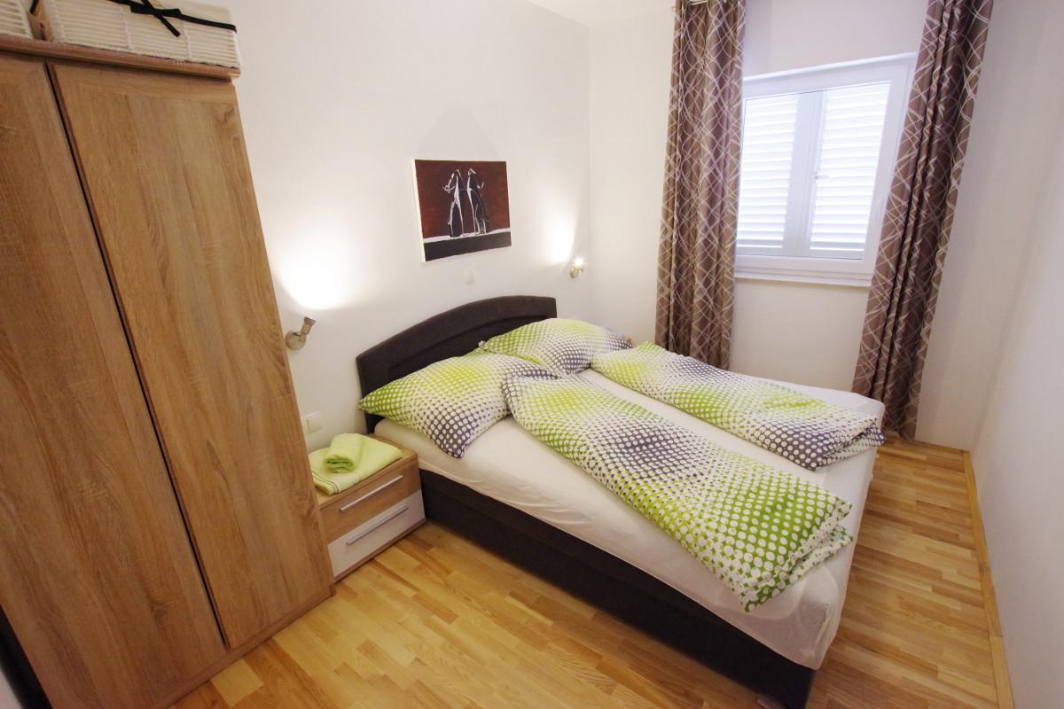 Appartement Ferienwohnung S2 Schlafzimmer